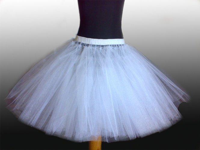 Как сшить пышную юбку для детское платье